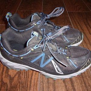 Womens New Balance 610 Trail Hiking Shoes Sz. 10
